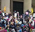 Crowds at Women's March Liverpool (cropped).jpg