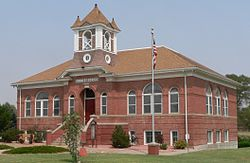 The Crowley County Heritage Center, formerly the Crowley School, is listed in the National Register of Historic Places.[1]