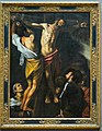 Crucifixion of St Andrew - Cleveland Museum of Art (28181308890).jpg