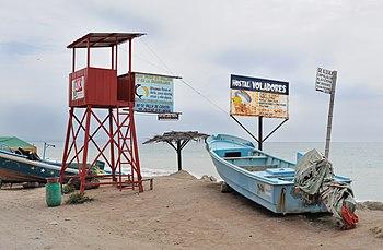 Crucita Ecuador beach 01