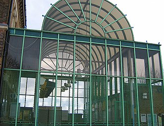 Glass production - Use of float glass at Crystal Palace railway station, London