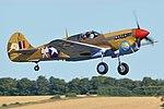 Curtiss P-40F Kittyhawk 'XI-7' (G-CGZP) (45637237952).jpg