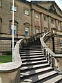 Curving steps up to the main house Nostell Priory - geograph.org.uk - 1353922.jpg
