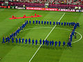 Czech Republic - Poland game's ceremony - Euro 2012.jpg