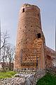 Czersk (powiat mazowiecki), zamek wieża zachodnia 02.jpg