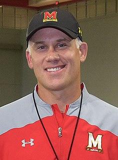 D. J. Durkin American football coach