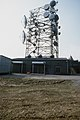 DA-ST-87-00716 A microwave antenna at the Defense Communications Station operated by the 298th Signal Company in West Germany 1986.jpeg