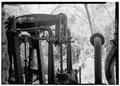DETAIL OF CRANK OF STEAM ENGINE - Estate Adrian, Cruz Bay, St. John, VI HAER VI,2-CRUZBA,3-10.tif