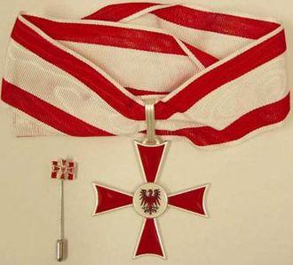 Order of Merit of Brandenburg - Image: DEU Verdienstorden des Landes Brandenburg