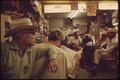 DRUGSTORE AT LEAKEY, TEXAS, DURING THE NOON HOUR, NEAR SAN ANTONIO - NARA - 554866.tif