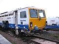DR 73943 - Plasser and Theurer Tamper-Liner (detail) - geograph.org.uk - 1604047.jpg