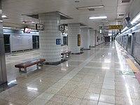 Daeheung Station Platform.JPG