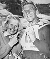Dagmar Rom and Georges Schneider 1950.jpg