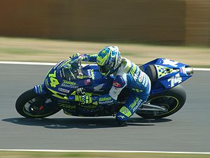 Daijiro Kato - Daijiro Kato at the 2003 Japanese GP