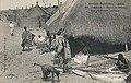 Dakar-Dans le village des pêcheurs Lébous (AOF).jpg