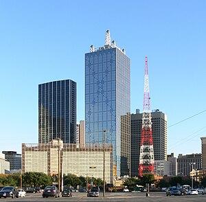 Elm Place - Image: Dallas Elm Place Renaissance Tower
