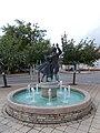 Dancing couple fountain, 2020 Mogyoród.jpg