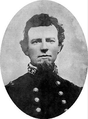 15th Arkansas Infantry Regiment (Northwest) - Brigadier General Dandridge McRae