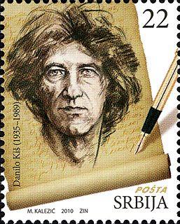Danilo Kiš Serbian and Yugoslav novelist