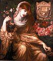 Dante Gabriel Rossetti - 'Roman Widow' ('Ds Manibus').JPG