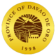 Official seal of Davao de Oro