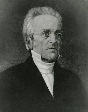 David Elliott (college president) - Image: David Elliott 1799