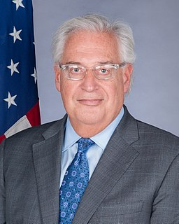 David M. Friedman United States Ambassador to Israel
