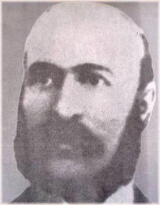 Salvadoran literature - David Joaquín Guzmán.