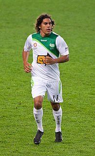 David Williams (Australian soccer) Australian soccer player