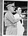 De Amerikaanse generaal George H. Brett (commandant US Caribbean Defense Command, Bestanddeelnr 934-9011.jpg