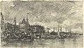 De Buitenkant met de Schreierstoren te Amsterdam Rijksmuseum SK-A-3674.jpeg