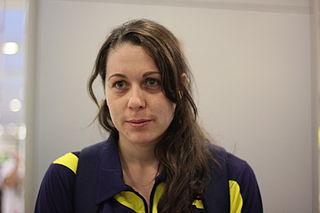 Deborah Font Jiménez Spanish Paralympic swimmer