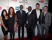 Deborah Scranton Paul Kagame Shankbone