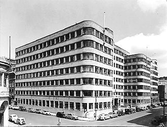Defence House - Defence House in 1939
