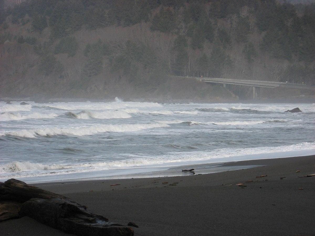 Del Norte Coast Redwood State Park Mill Creek  - Wikipedia