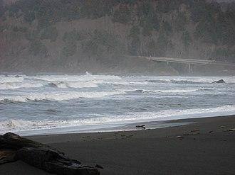 Del Norte Coast Redwoods State Park - Image: Del norte coast redwoods state park