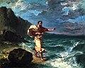 Delacroix - Demosthenes Declaiming by the Seashore, 1859.jpg