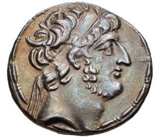 Demetrius III Eucaerus King of Syria