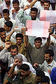 Demonstrators in City Hall, Karbala, Iraq.jpg