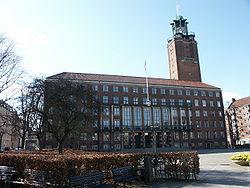 Denmark Frederiksberg Town Hall.JPG