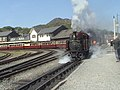Departure from Porthmadog - geograph.org.uk - 1307317.jpg