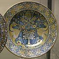 Deruta, piatto con arme giulio II, 1503-13.JPG