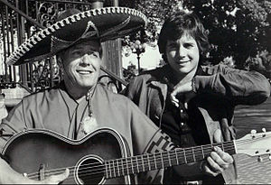 Desi Arnaz - Arnaz appeared with his son in the 1974 television special, California, My Way.