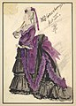 Design Costume for 'Mrs. Greenborough', Act III MET DP825254.jpg