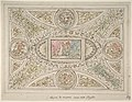 Design for a Ceiling with Decoration Related to Virgil's Sixth Canto MET DP809947.jpg