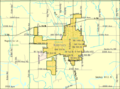 Detailed map of Abilene, Kansas.png