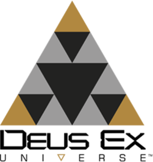 Deus Ex - The current logo for the Deus Ex series