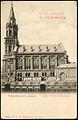 Deutsche Reformed Churche (side fasade), Old Postcard 1900s.jpg