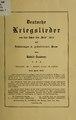 """Deutsche kriegslieder aus dem jahre des """"heils"""" 1914 mit erläuterungen in gründlicher prosa .. (IA deutschekriegsli00tamb).pdf"""