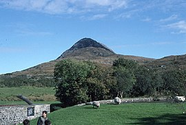 Diamond Hill. Connemara National Park - geograph.org.uk - 66068.jpg